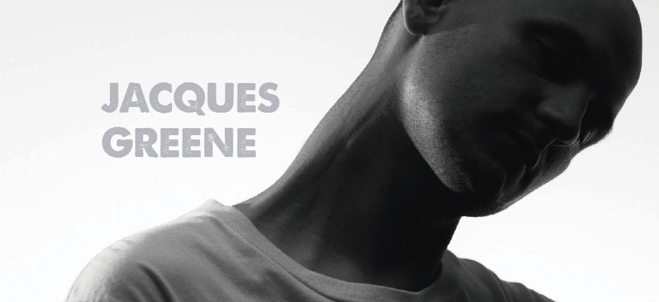 Profile: JACQUES GREENE
